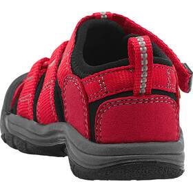 Keen Infant Newport H2 Shoes Infant Ribbon Red/Gargoyle